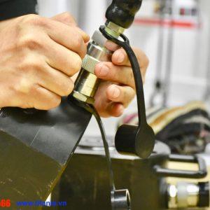 NSLS sử dụng khớp nối tiêu chuẩn là 3/4 inch