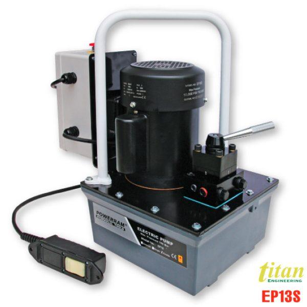 EP13S bơm thủy lực chạy điện 220V/AC