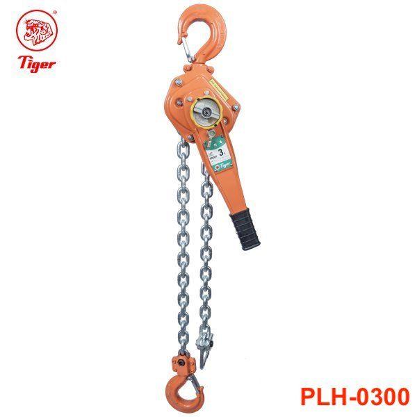 PLH-0300 palang xích lắc tay 3 tấn, chiều cao nâng 1,5m