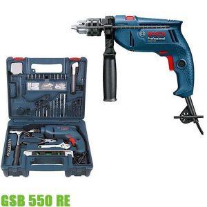 GSB 550 RE Bộ máy khoan động lực Bosch