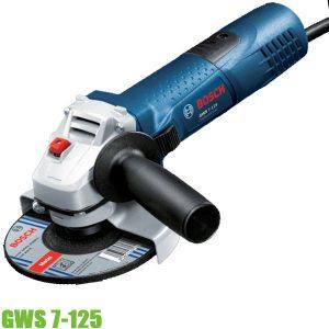 GWS 7-125 Máy Mài Góc Bosch, 11000 vòng/phút, 720 W