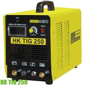 HK TIG 250 Máy hàn điện tử Hồng Ký, 1 pha 220V ± 15%