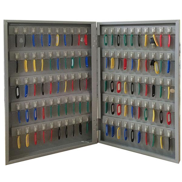 KBX100 Tủ treo chìa khóa 100 chìa, rộng 650 – sâu 70 – cao 350