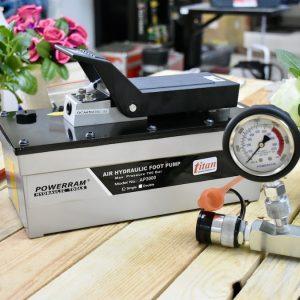 AP3000s hydraulic Air Driven pump - Powerram