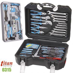 0315 bộ dụng cụ 132 chi tiết, đa năng, tổng hợp, tiện dụng trong bảo dưỡng.