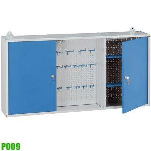 P009 Tủ đồ nghề 4 ngăn, 1200 x 200 x 600h mm. Fervi Italia