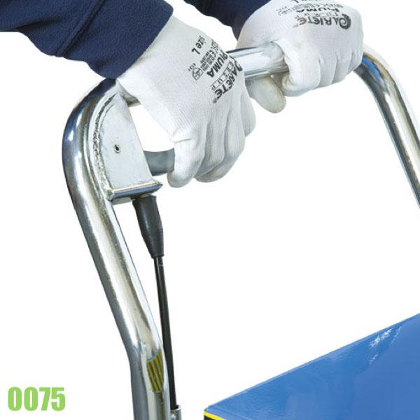 Thắng tay cho bàn nâng thủy lực di động 300kg