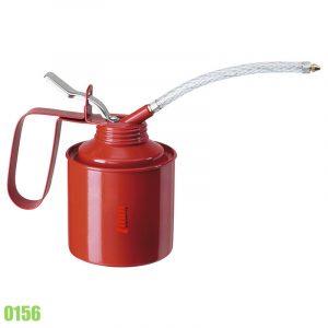 0156 bình đựng dầu bằng kim loại, sơn tĩnh điện Flexible oil can