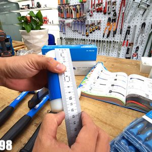 0839 Búa nhựa 2 đầu giống nhau