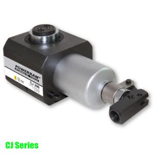 CJ Series Con đội thủy lực mini 10-20 tấn Powerram