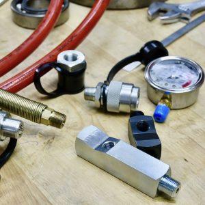 các phụ kiện cần thiết cho bơm HB700