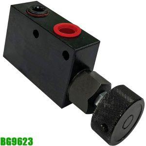 BG9623 Van thủy lực, áp suất làm việc max 700 bar. Powerram Taiwan.