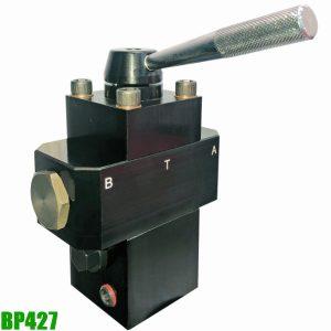 BP427 Van điều khiển 4 ngã, áp suất 700 bar. Powerram Taiwan.