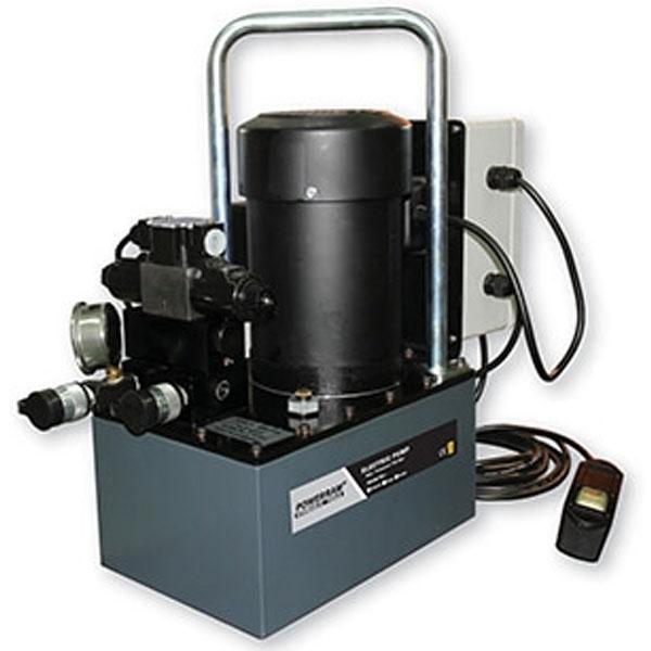 EP211 bơm thủy lực chạy điện dung tích 11 lít, 700 bar