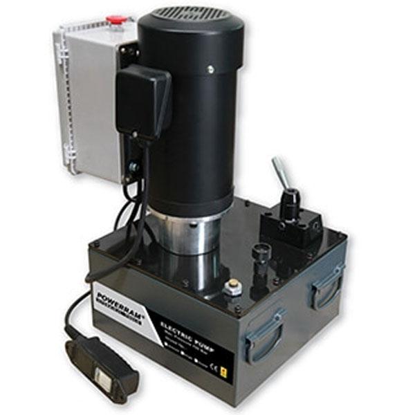 EP420S bơm thủy lực chạy điện dung tích 20 lít, 700 bar