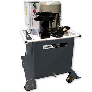 EP5100D bơm thủy lực chạy điện dung tích 100 lít, 700 bar
