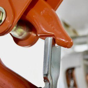 cơ cấu ngàm an toàn pa lăng 5 tấn