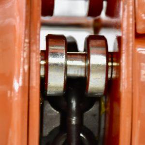 trục kết nối hộp số pa lăng
