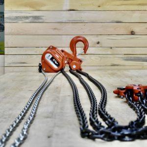 chiều dài nâng 3 mét của dây xích