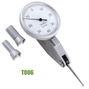 đồng hồ so chân què T006