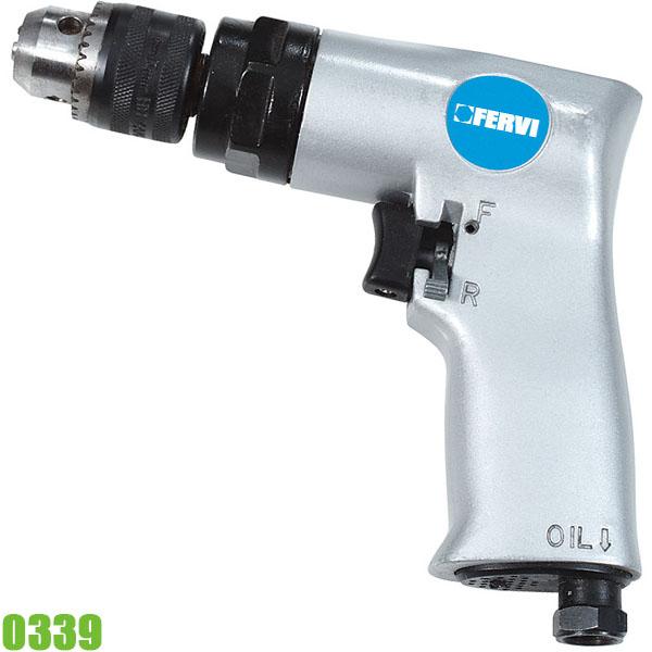 0339 Máy khoan cầm tay dẫn động bằng khí nén 1800 rpm