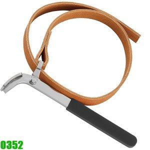 0352 Cờ lê dây đai 180-250mm, hàng chính hãng Fervi Italia