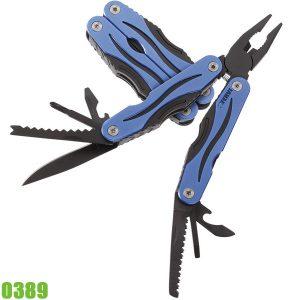 0389- Kìm đa năng 12 công dụng, dài 69-102mm. Inox