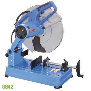 0642 máy cắt sắt hình, kim loại, đường kính đá 355x30x25,4mm