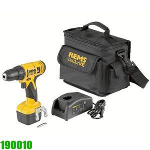 190010 Bộ máy khoan pin REMS Helix VE Set