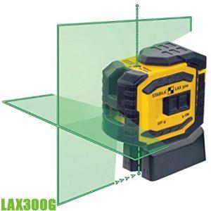 19033 Máy cân mực laser tia xanh LAX300G, 30m, IP54.