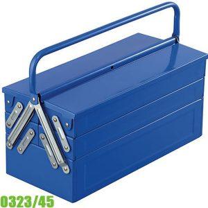 0323/45 thùng đựng đồ nghề 5 ngăn, loại xách tay.
