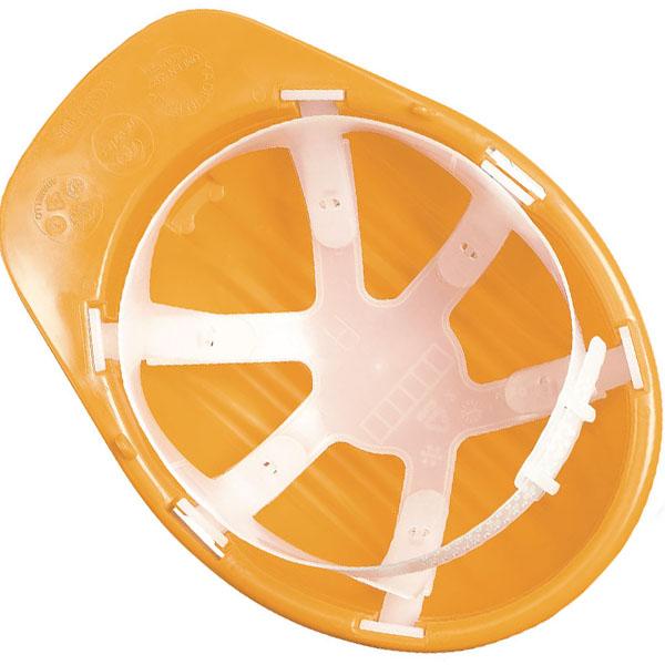 FP120 Nón bảo hộ lao động bằng nhựa, cách điện lên đến 440 V, FERVI Italia