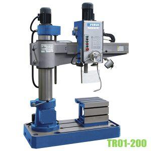 TR01-200 máy khoan cần cấp phôi tự động, đảo chiều