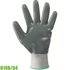 GL365- Găng tay cao su chống dầu mỡ, size 8-9-10
