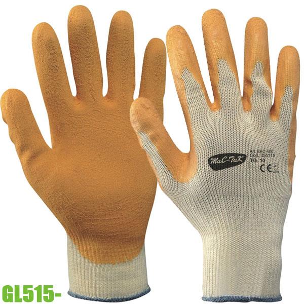 GL515- Găng tay vải Cotton - Polyester, size 8-10