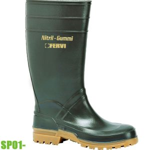 SP01- Ủng cao su bảo hộ size 39-47, chống nước, hóa chất công nghiệp