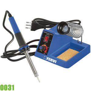 0031 Mỏ hàn điện 37W- 230 V, 50 Hz, FERVI Italia