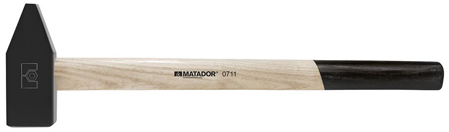 0711 0300 búa tạ 3-8kg cán gỗ Matador