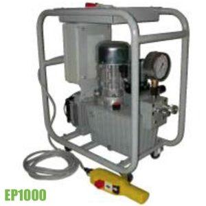 EP1000 Duo bơm thủy lực 4 cổng cho 2 đầu xiết ốc bằng thủy lực