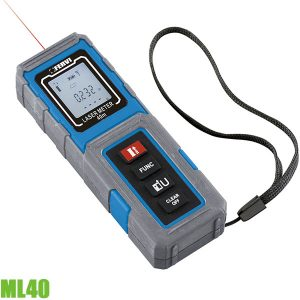 ML40 Máy đo khoảng cách bằng laser 0,05 ÷ 40m. Fervi Italia