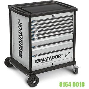 8164 0018 Tủ đồ nghề 7 ngăn kéo Matador