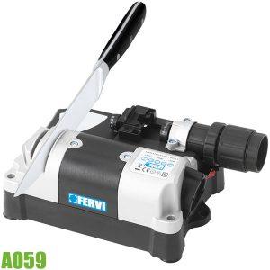 A059 Máy mài dao kéo đa năng 3-13mm, 3000 rpm. FERVI Italia