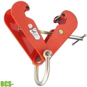 BCS-Kẹp dầm 1 đến 10 tấn, móc trực tiếp vào thiết bị