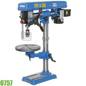 0757 Máy khoan bàn Ø 20 mm, 1500 ÷ 2450 rpm. FERVI Italia