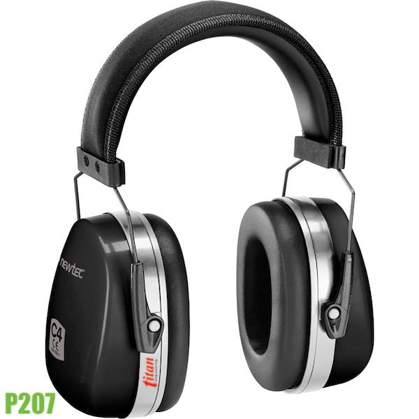 HP207 chụp tai chống ồn theo tiêu chuẩn Châu Âu EN 352-1