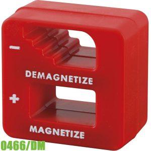 0466/DM Cục tạo từ và khử từ nam châm 52 x 50 x 28.5 mm FERVI Italia
