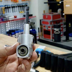 Dụng cụ chuyển đổi hướng cho súng bắt vít, nhập khẩu từ Ý