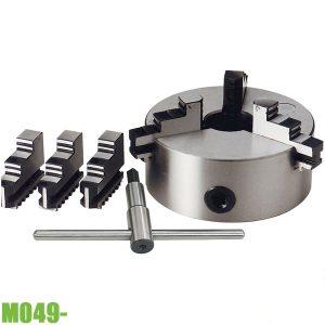 M049- Mâm cặp 3 chấu tự định tâm cho máy tiện 80-400mm