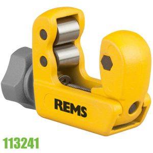 Dao cắt ống inox đồng có đường kính từ 3-28mm REMS RAS bi đũa