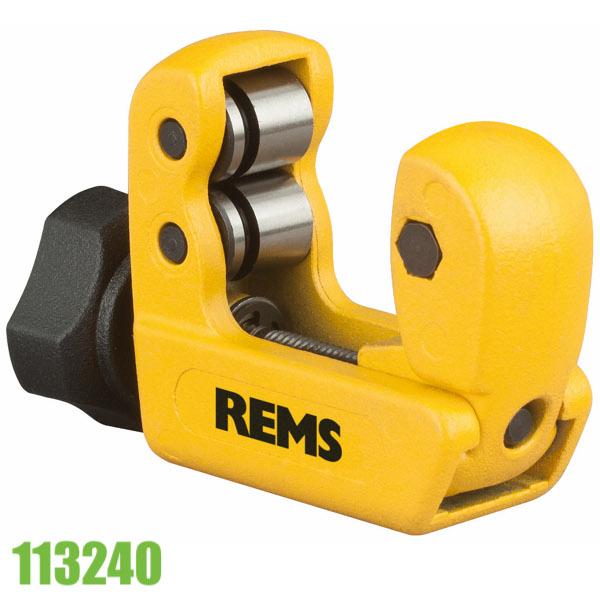 Dao cắt ống inox đồng có đường kính từ 3-28mm REMS RAS mini